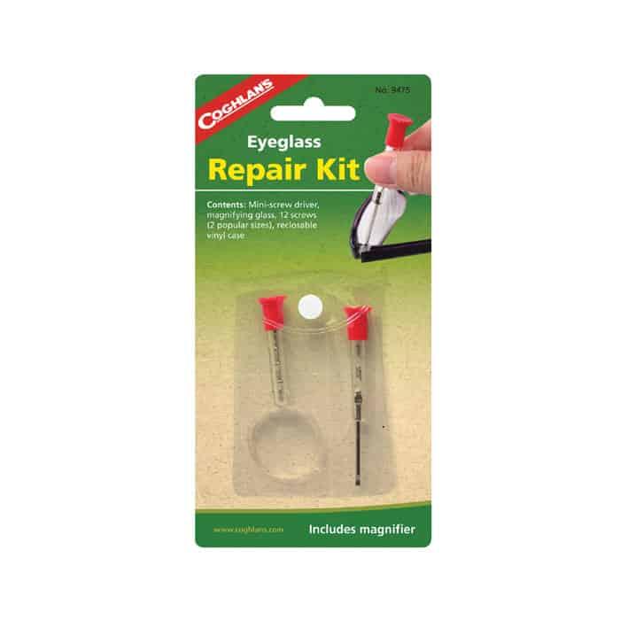 Eyeglass Repair Kit Contents : Eyeglass Reair Kit