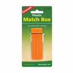 Plastic Waterproof Match Box