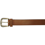 field and stream 106254102 brown leather belt