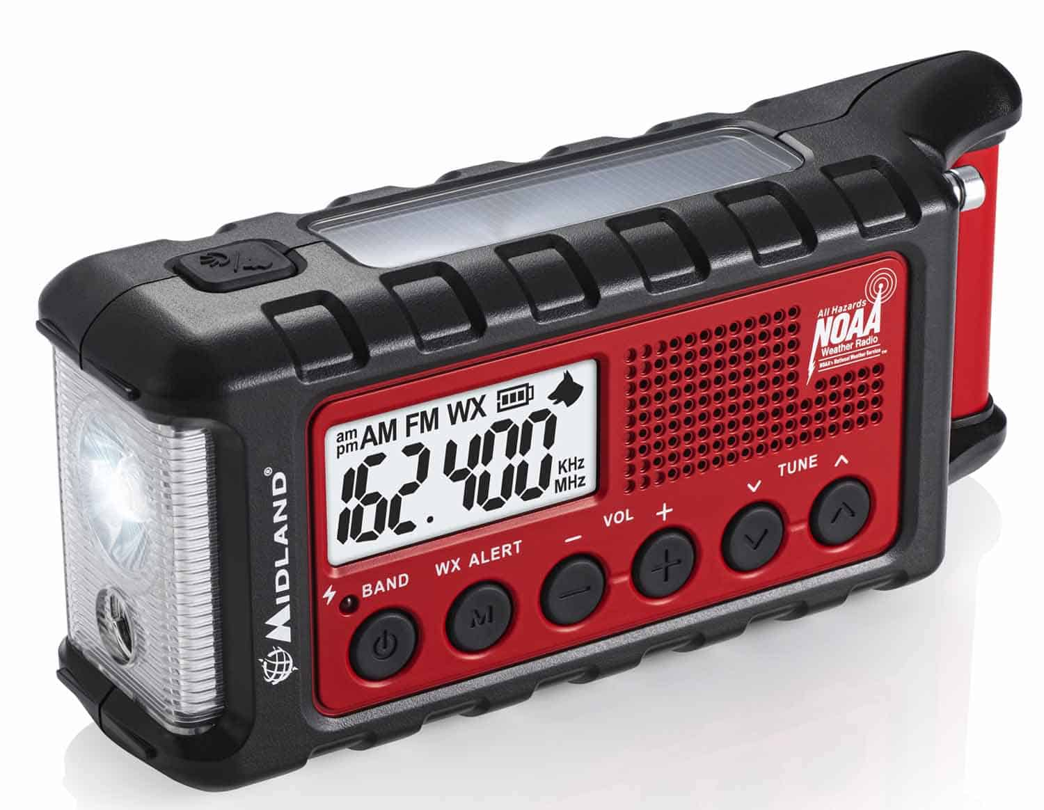 ER300 - Midland Emergency Am/FM Crank Radio