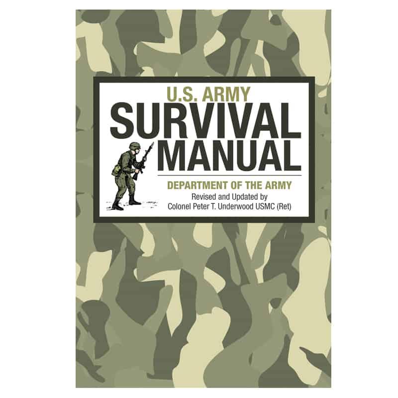 44320 - US Army Survival Manual