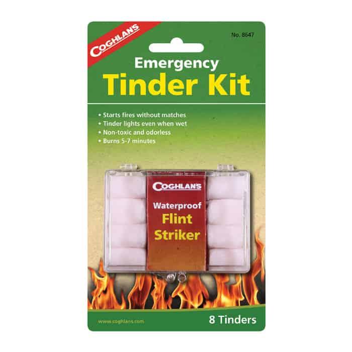 Coghlan's Emergency Tinder Kit