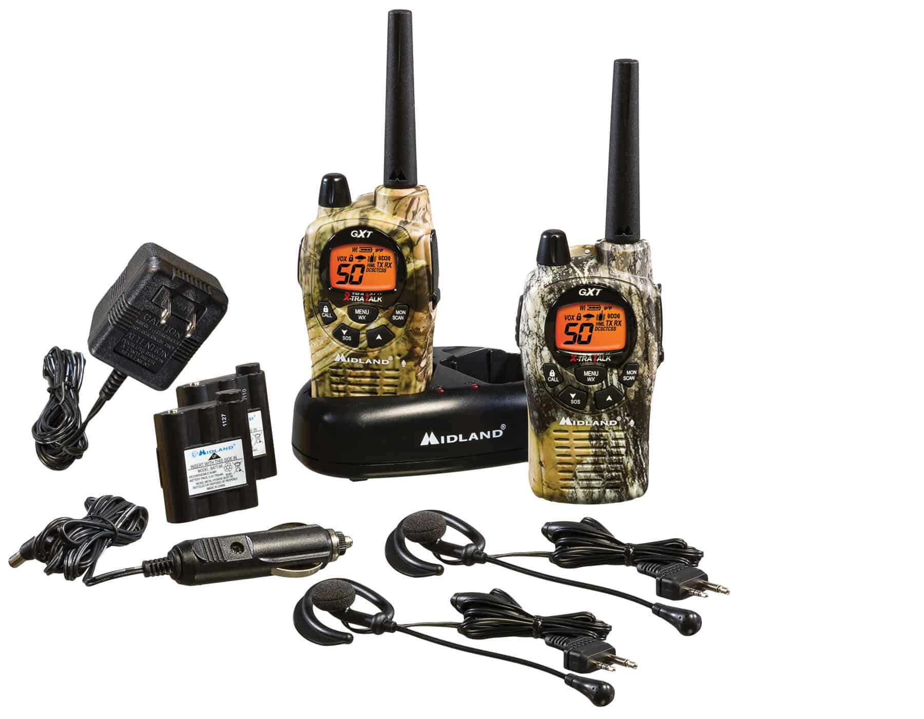GXT1050VP4 Mossy Oak Camouflage Two Way Radio