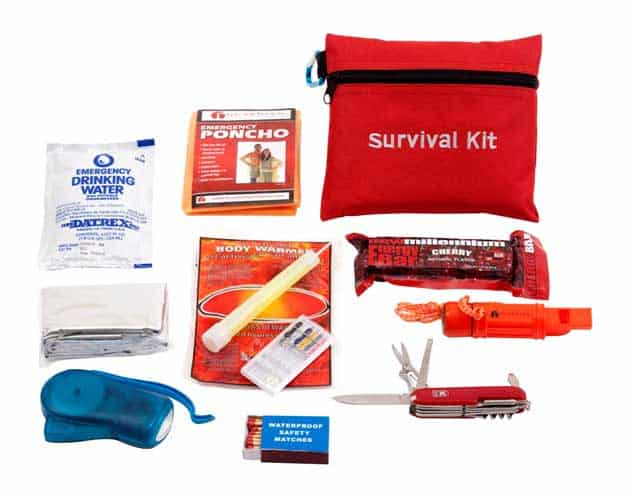 SKMK - Guardian Small Survival Kit