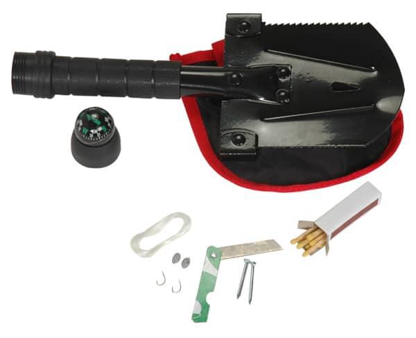 Compact Emergency Shovel