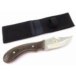 "YD111 - 9-1/4"" Skinning Knife With Sheath"