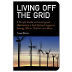 44250 - Living Off the Grid Book