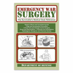 Emergency War Surgery Book