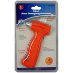 AS003DL - 3 in 1 Car Emergency Hammer