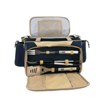 T11020 - Portable BBQ Grill with Tote Bag