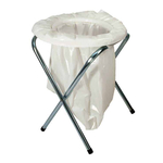 T15130 - Texsport Portable Toilet with 6 Bags