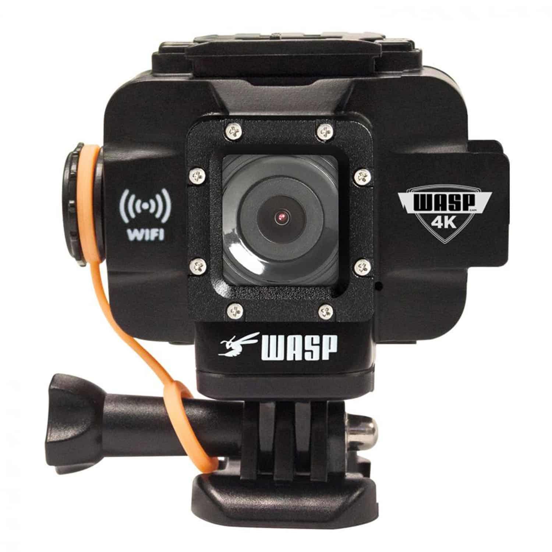 Cobra® - W9907 4K HD Waterproof (98 feet) Sports Action Camera