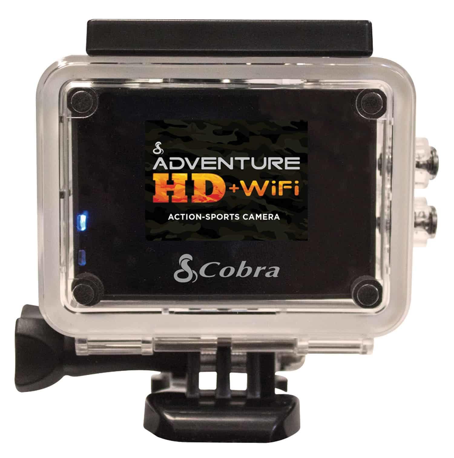 Cobra® - W5210 Wasp 12 Mega Pixel Waterproof Camera