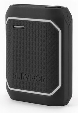 Griffin Survivor Rugged Power Bank with 3 Color Options