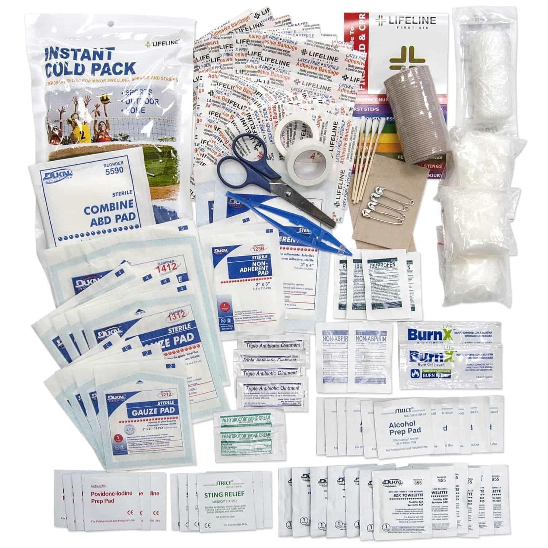 Lifeline - LF4150 - Base Camp Pack (171 PCS)