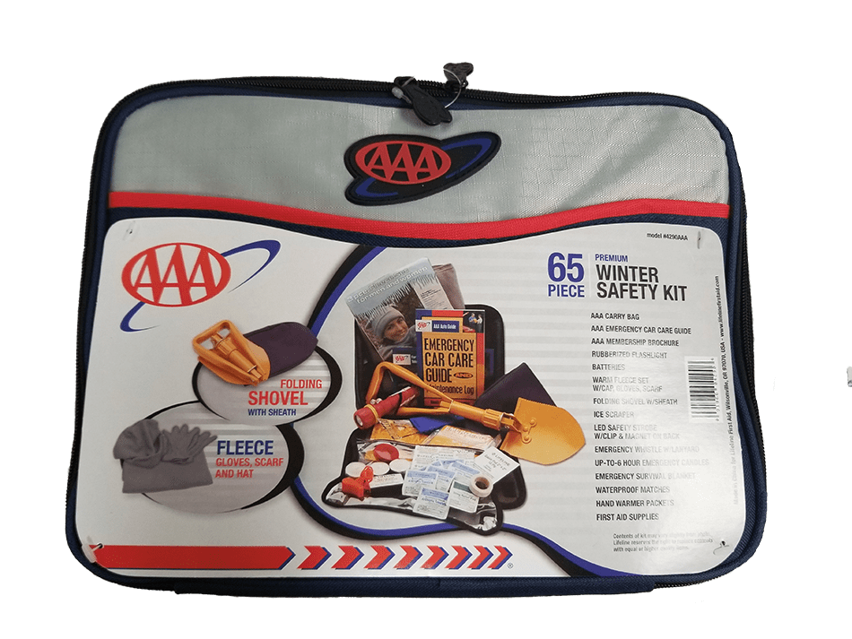 Lifeline - LF4290AAA - Service Weather Automobile Survival Kit