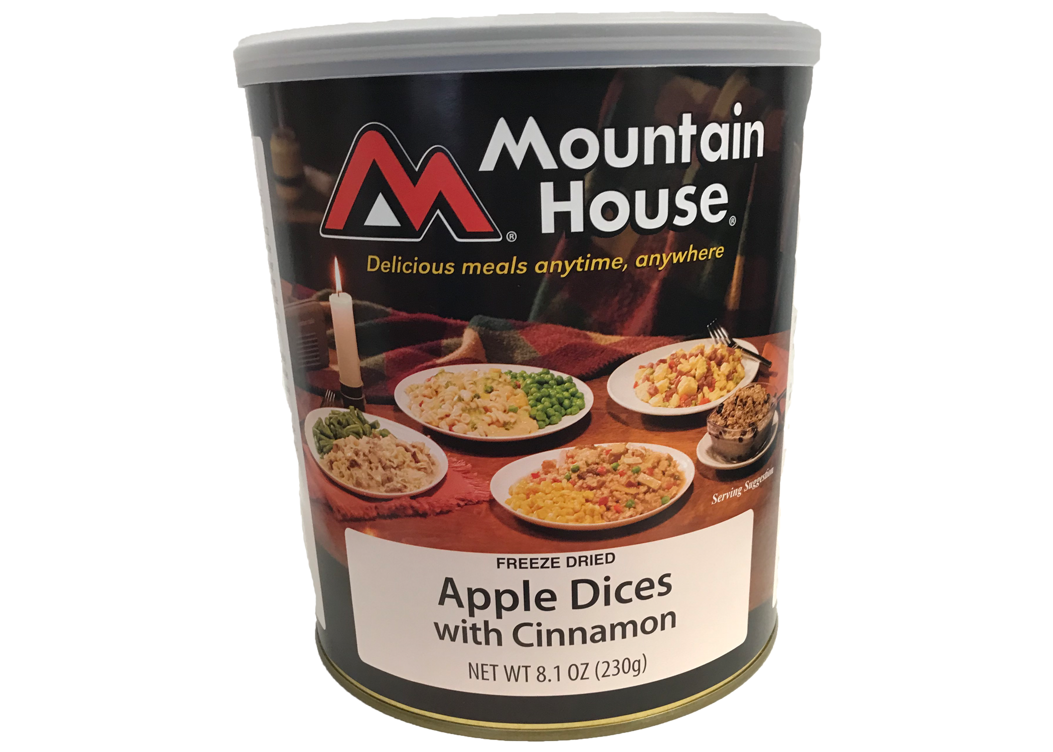 99911118 - Mountain House Number 10 Can Cinnamon Apple Dices
