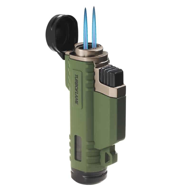 21090 - Ranger Twin Flame Wind Resistant Lighter