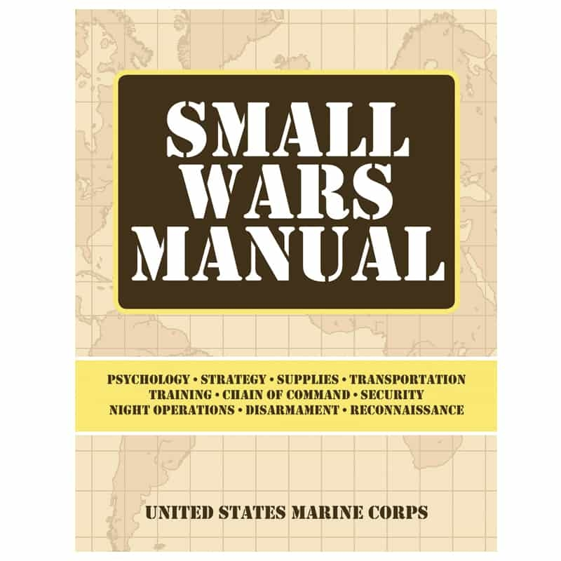 44160 - Small Wars Manual