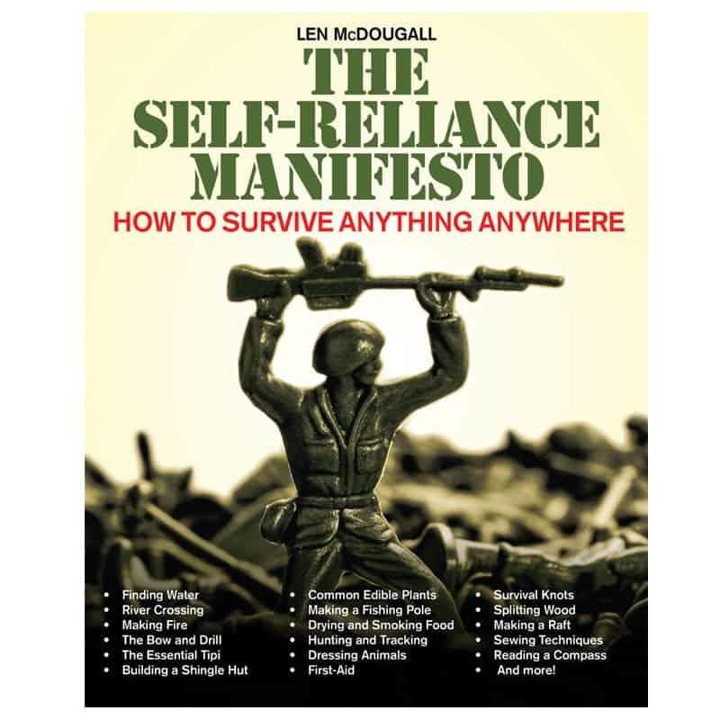 44300 - Self Reliance Manifesto Book