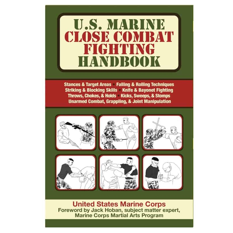 44330 - U.S. Marine Close Combat Fighting Handbook