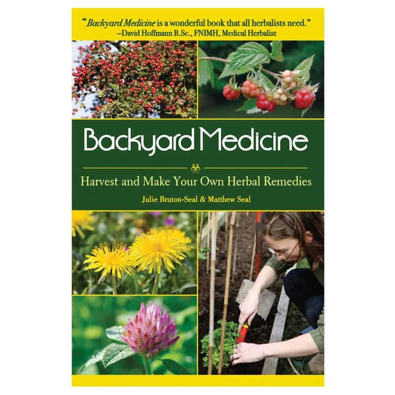 44370 - Backyard Medicine Book