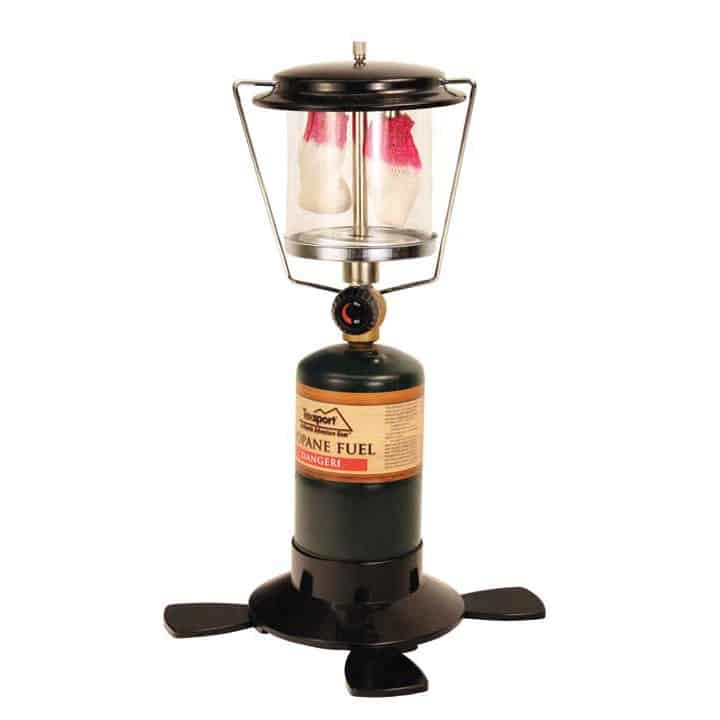 T14202 - Double Mantle Propane Lantern from Texsport