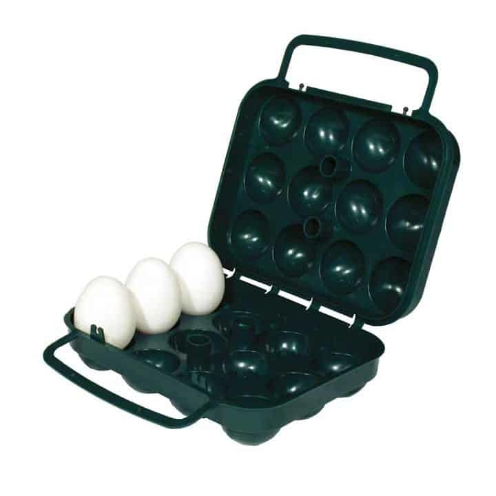 T15440 - Texsport Plastic Egg Container
