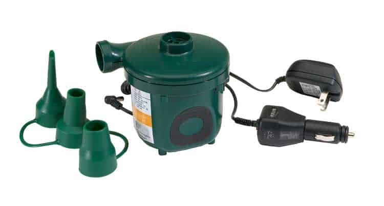 T23122 - Texsport Rechargeable Electric Air Pump