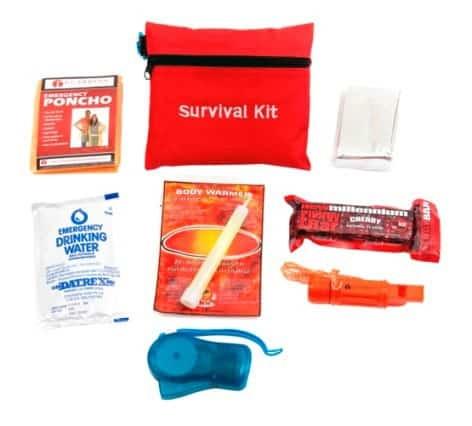 Small Kids Survival Kit