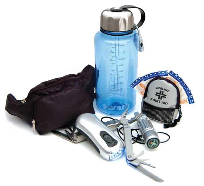 Wilderness Survival Bottle