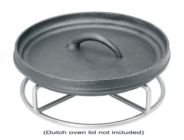 Texsport 4-in-1 Steel Trivet Lid