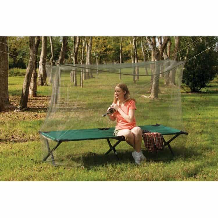 T15165 - Texsport Mosquito Net