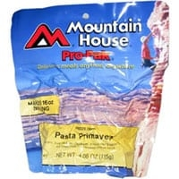 0050137 - Mountain House Pasta Primavera Pro Pak Single Serving Pouch