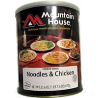 0030131 - Mountain House Noodles And Chicken #10 Can