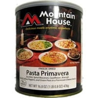 Mountain House Pasta Primavera #10 can