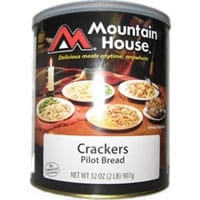 0030584 - Mountain House Pilot Crackers #10 Can