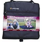 Lifeline LF04014AAA All Purpose Travel Blanket