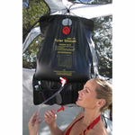 T15950 - 5 Gallon Capacity Portable Shower from Texsport