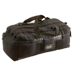 T11882 - Black Canvas Tactical Bags