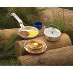 T13150 - Texsport Five Piece Aluminum Mess Kit