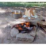 T15105 - Texsport Steel Folding Camp Grill
