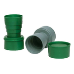 T15680 - Texsport Plastic Collapsible Cups