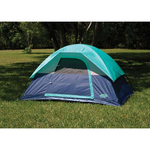 T01102 - Texsport Riverstone Square Dome Tent